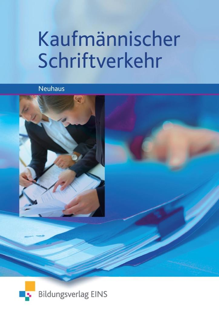 Kaufmännischer Schriftverkehr als Buch