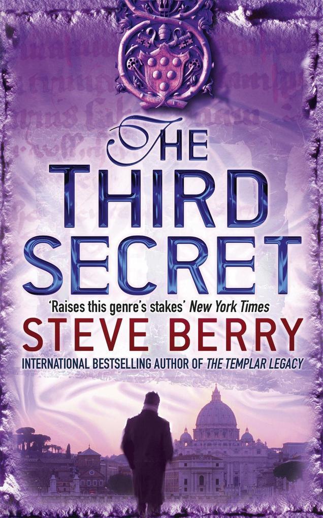 The Third Secret als Taschenbuch