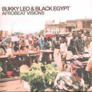 Afrobeat Visions als CD