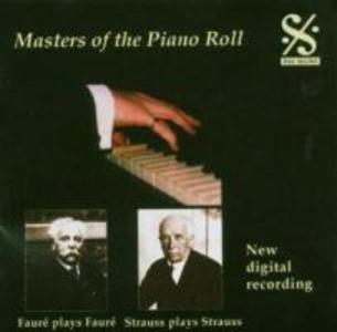 Faure Plays Faure/Strauss Spielt Strauss als CD