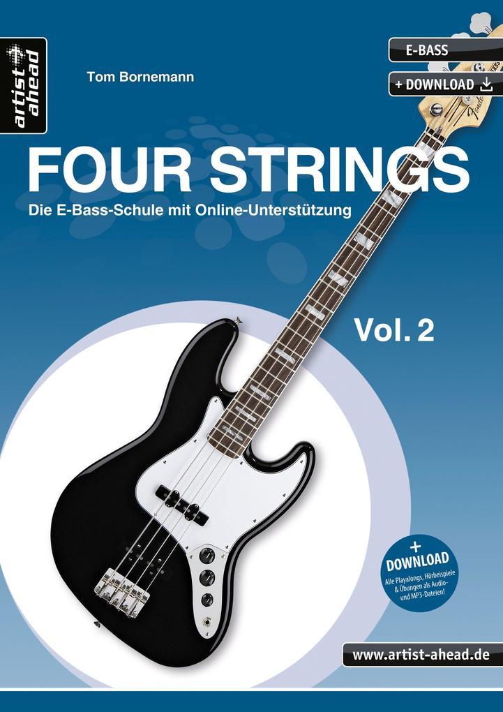 WWW.FOUR-STRINGS.DE, Vol. 2 als Buch