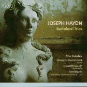 Bartolozzi Trios als CD