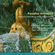 Paradiso Armonico als CD