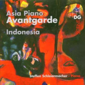 Asiatische Klavier-Avantgarde als CD