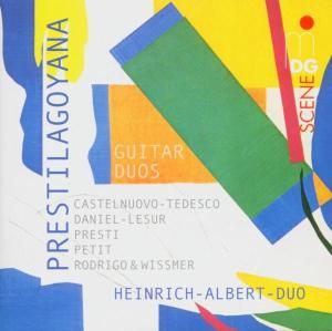 Prestilagoyana als CD