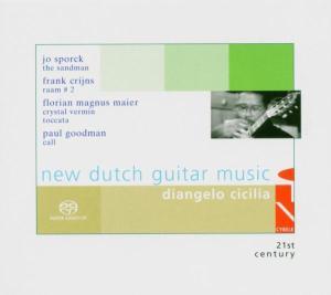 Neue Niederl.Gitarrenmusik als CD