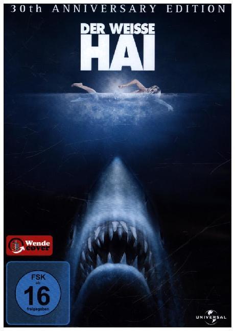 Der weisse Hai als DVD