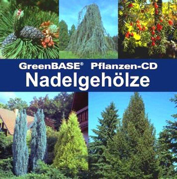 GreenBASE-Pflanzen-CD. Nadelgehölze als Software