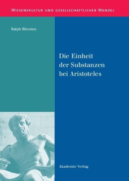Die Einheit der Substanzen bei Aristoteles als Buch