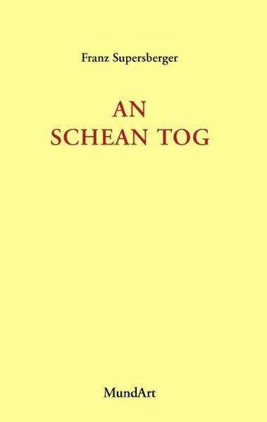 An schean Tog als Buch