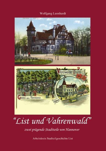 List und Vahrenwald als Buch