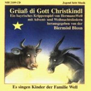 Grüass Di Gott Christkindl als CD