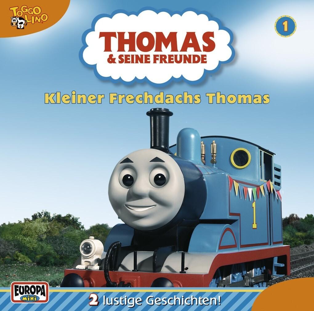 Thomas und seine Freunde 01. Kleiner Frechdachs Thomas. CD als Hörbuch