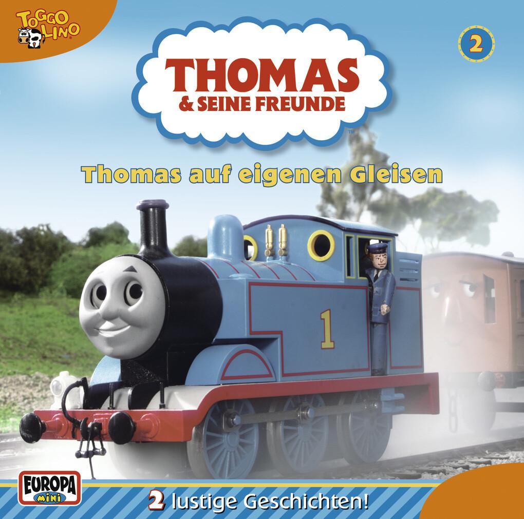 02/Thomas Lokomotive-Thomas auf als Hörbuch