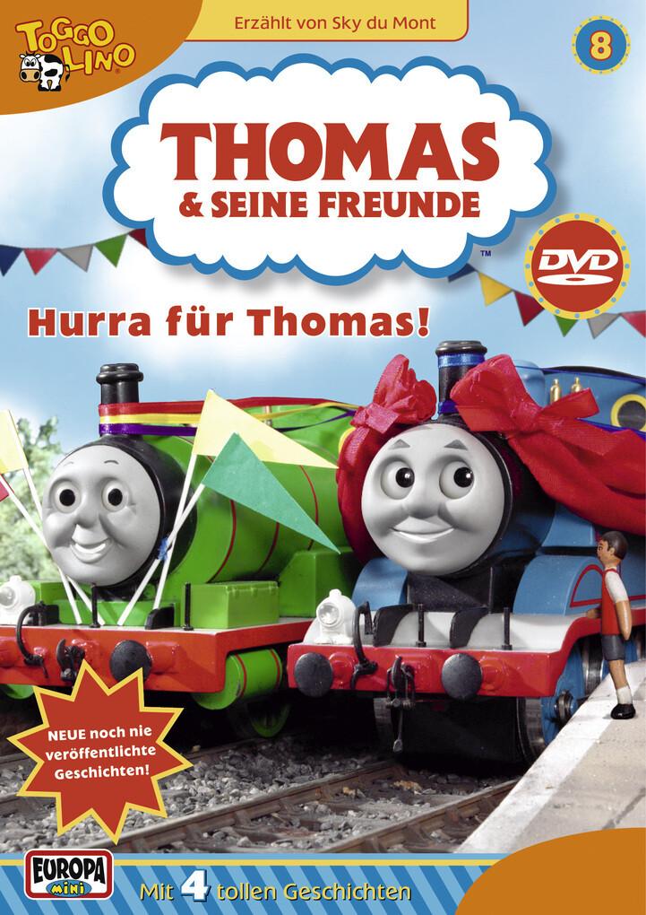 Thomas & seine Freunde als DVD