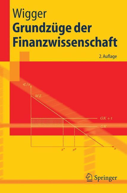 Grundzüge der Finanzwissenschaft als Buch
