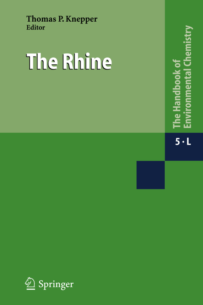 The Rhine als Buch