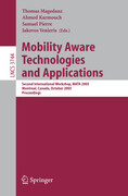Mobility Aware Technologies and Applications