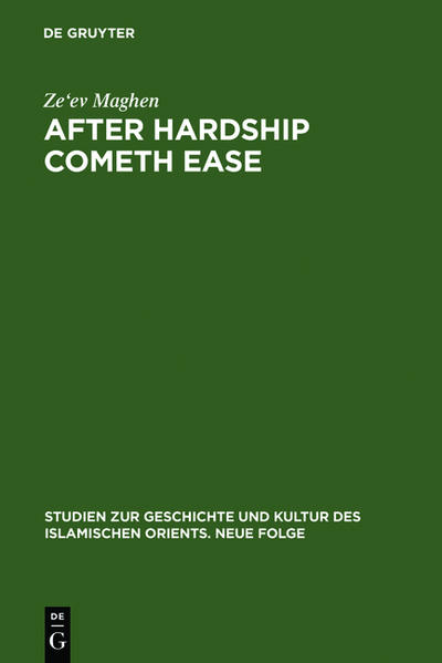 After Hardship Cometh Ease als Buch