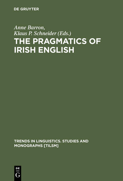 The Pragmatics of Irish English als Buch