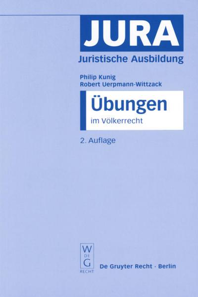 Übungen im Völkerrecht als Buch