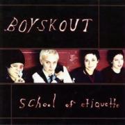 School of Etiquette als CD