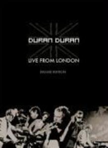 Live From London (Deluxe Edition als CD