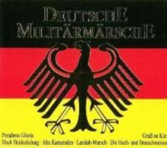 Deutsche Militärmärsche als CD