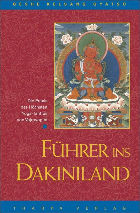 Führer ins Dakiniland als Buch