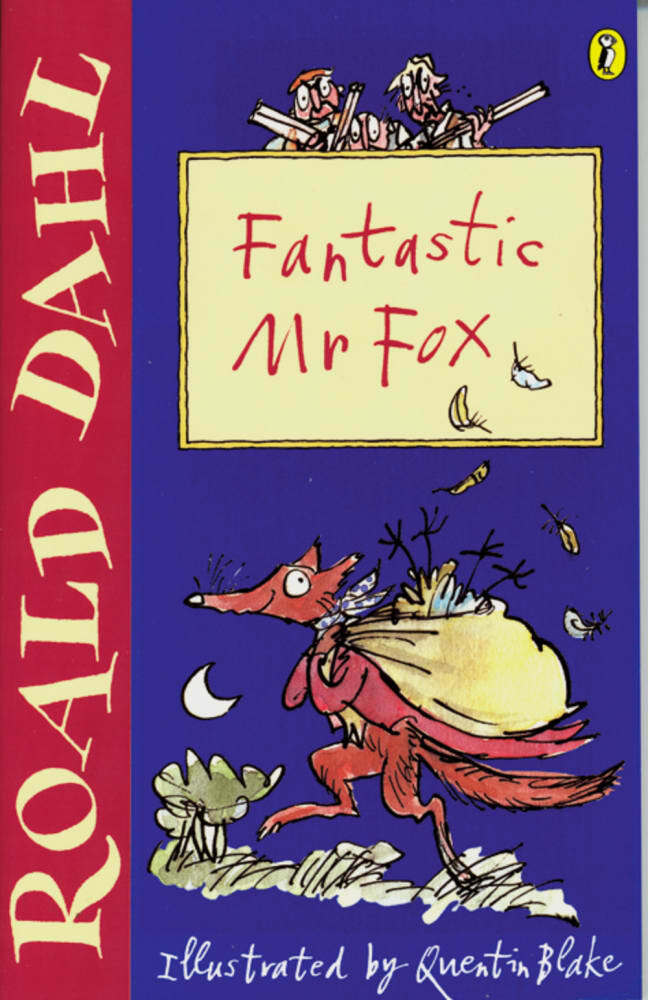 Fantastic Mr Fox als Buch
