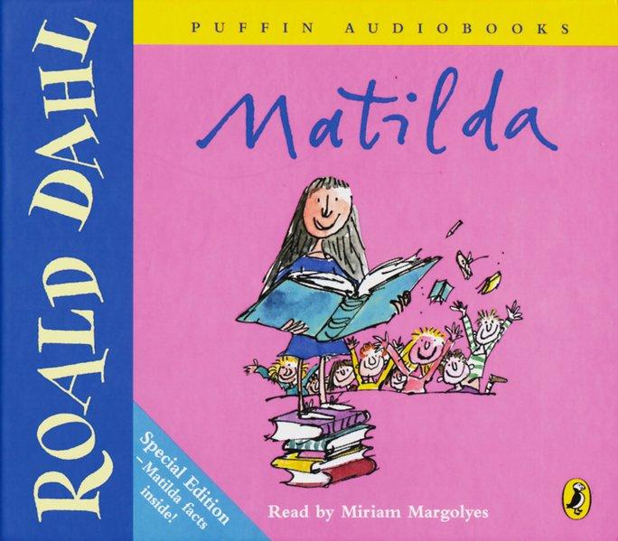 Matilda. 3 CDs als Hörbuch