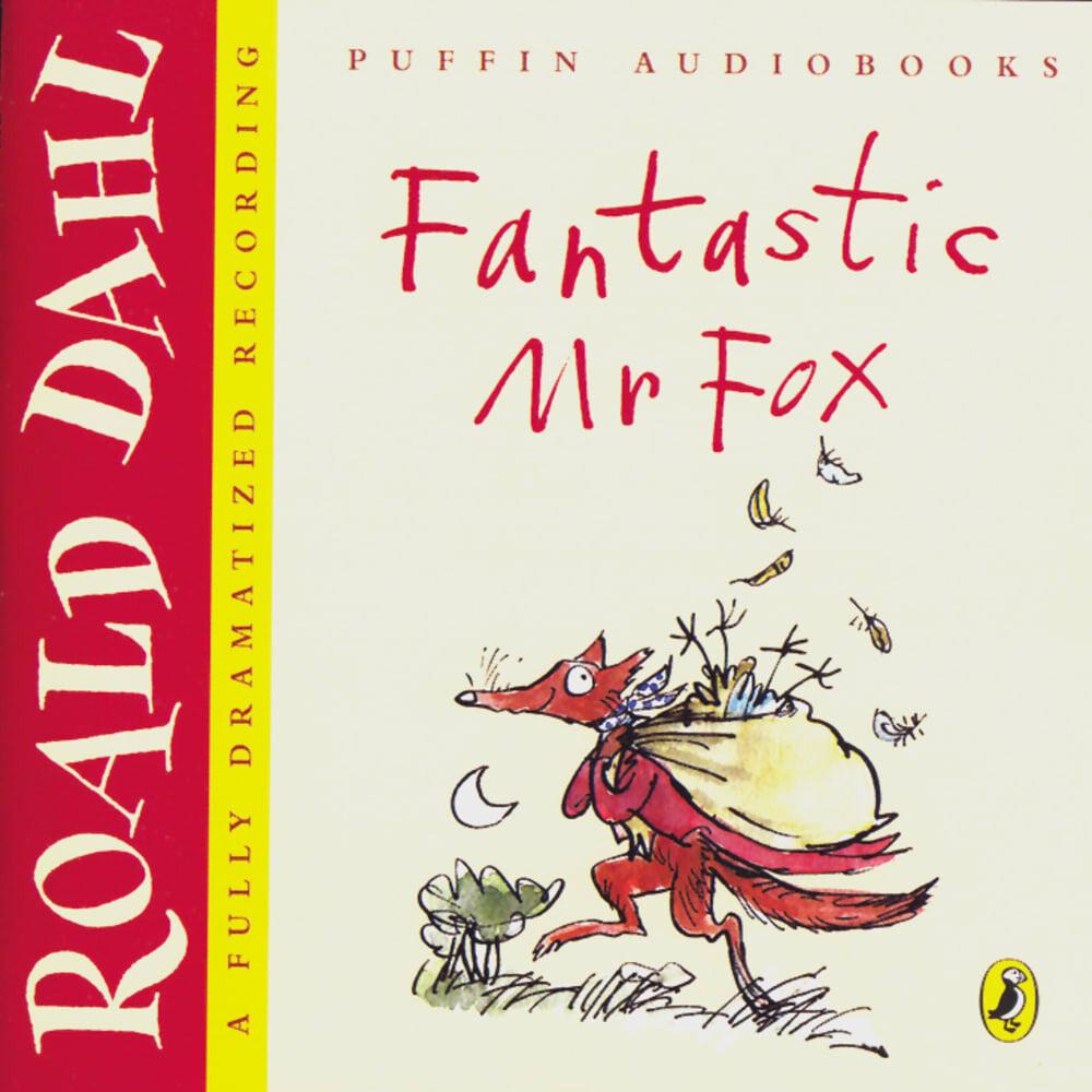 Fantastic Mr Fox, 1 Audio-CD als Hörbuch