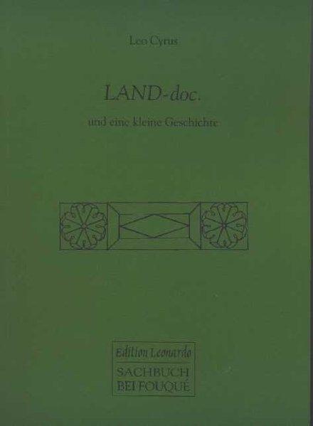 LAND-doc als Buch