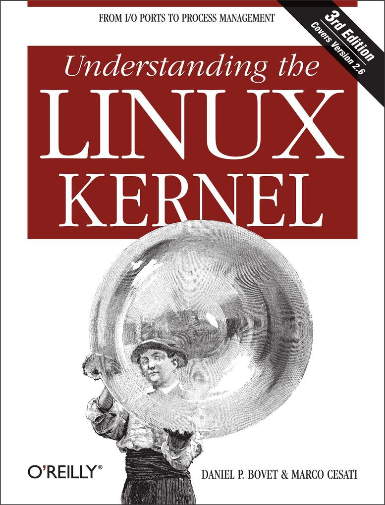 Understanding the Linux Kernel als Buch