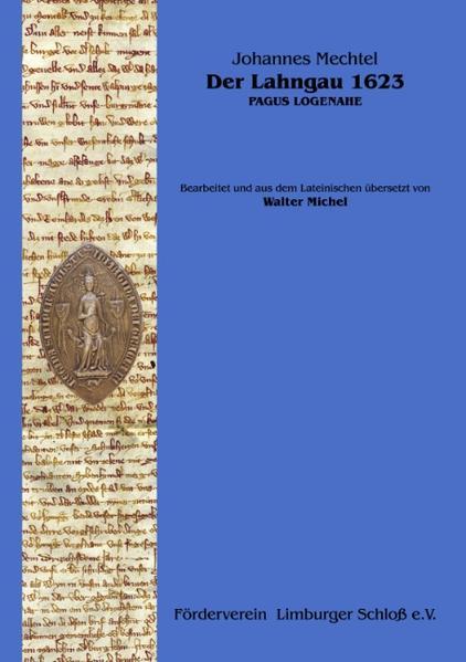 Der Lahngau 1623 als Buch