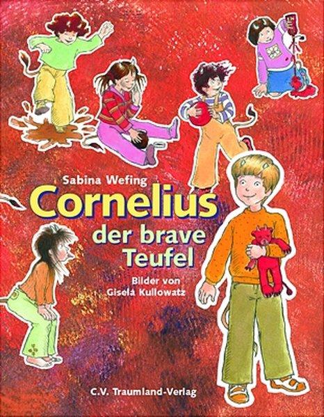 Cornelius, der brave Teufel als Buch