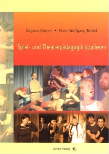 Spiel- und Theaterpädagogik studieren als Buch