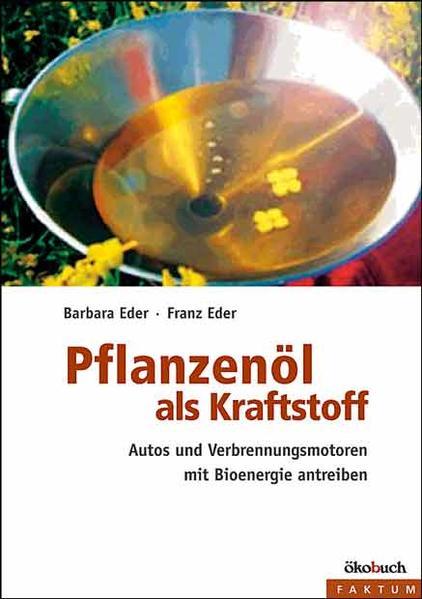 Pflanzenöl als Kraftstoff als Buch