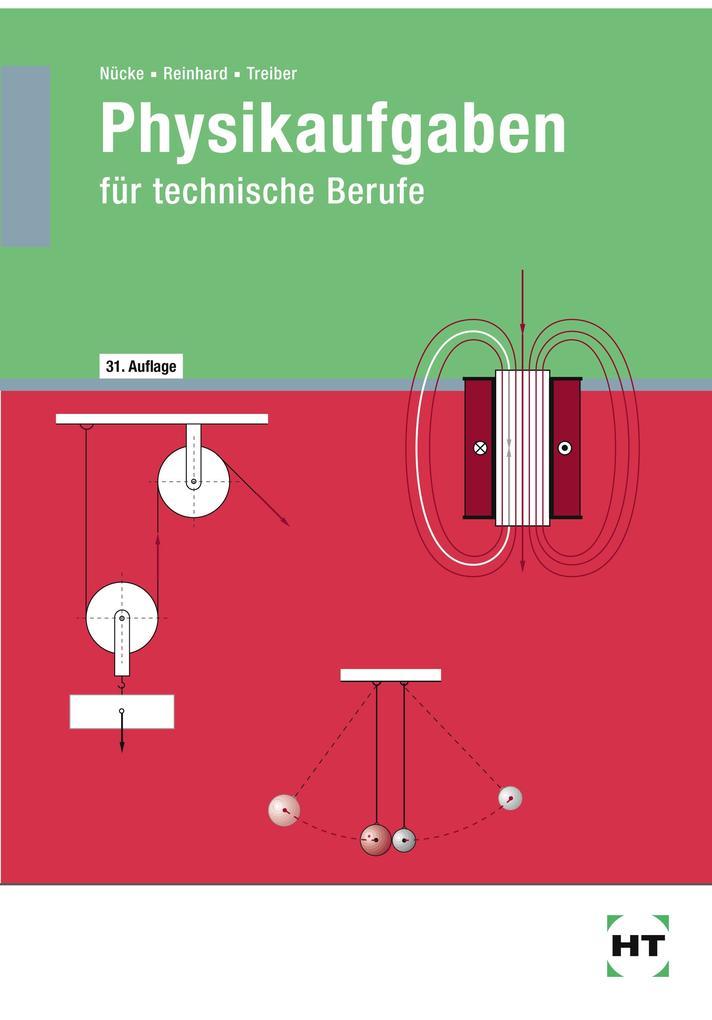 Physikaufgaben für technische Berufe als Buch