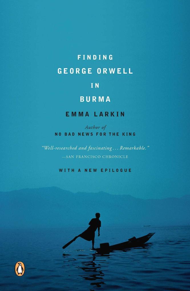 Finding George Orwell in Burma als Buch