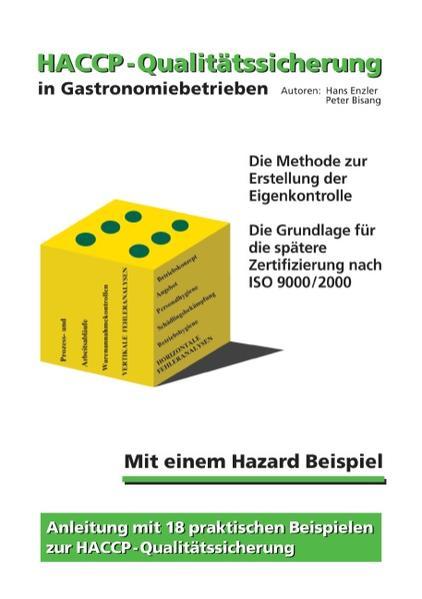 HACCP Qualitätssicherung in Gastronomiebetrieben als Buch