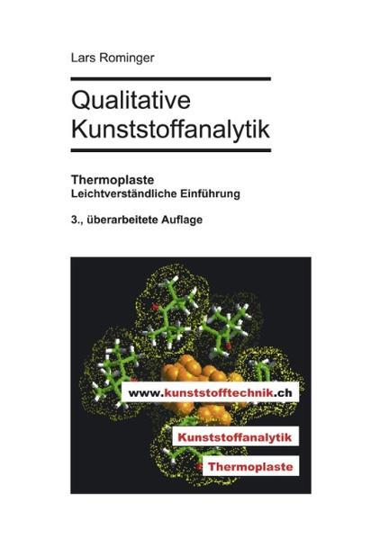 Qualitative Kunststoffanalytik als Buch