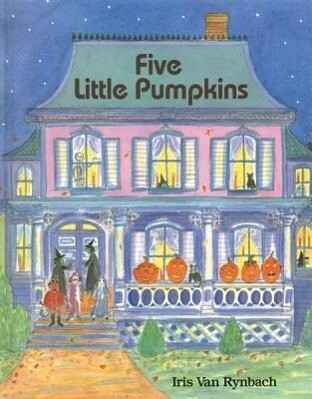 Five Little Pumpkins als Buch