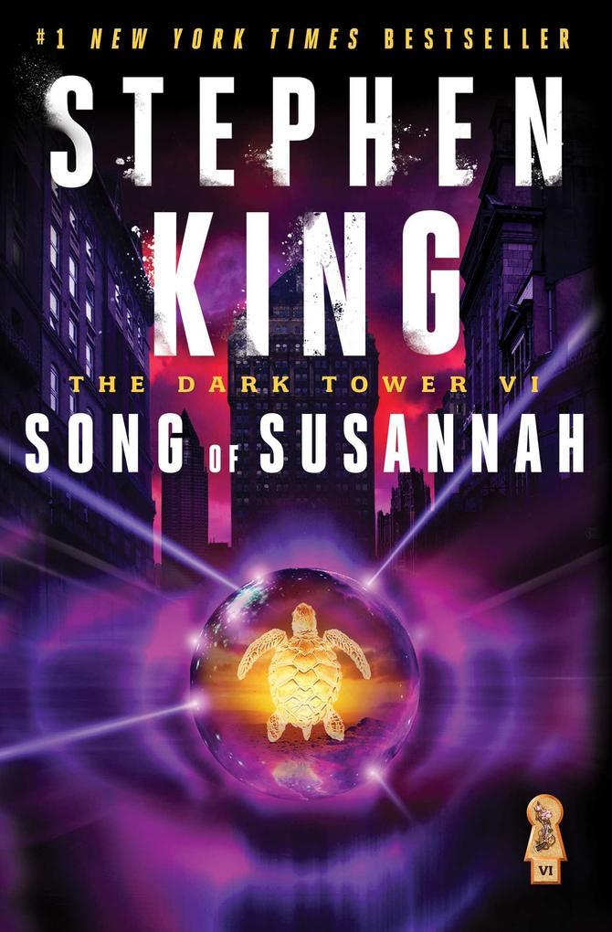 SONG OF SUSANNAH als Buch