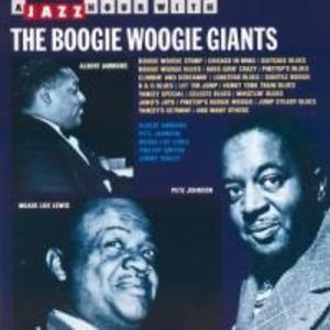 The Boogie Woogie Giants als CD