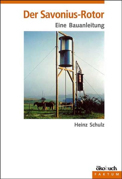 Der Savonius - Rotor als Buch