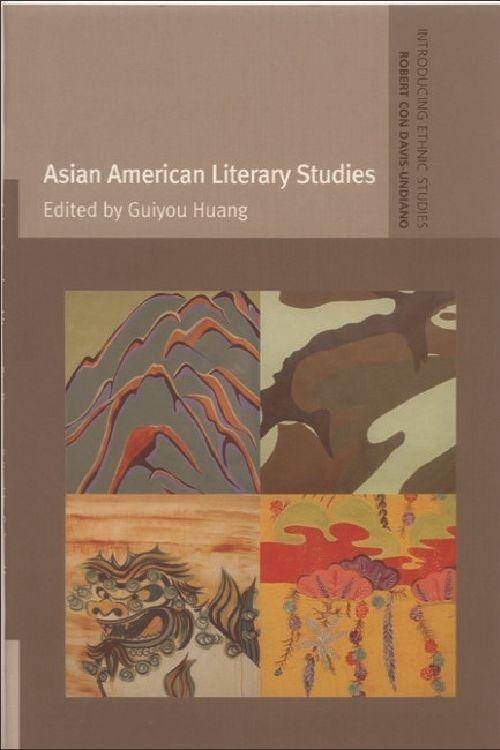 Asian American Literary Studies als Buch