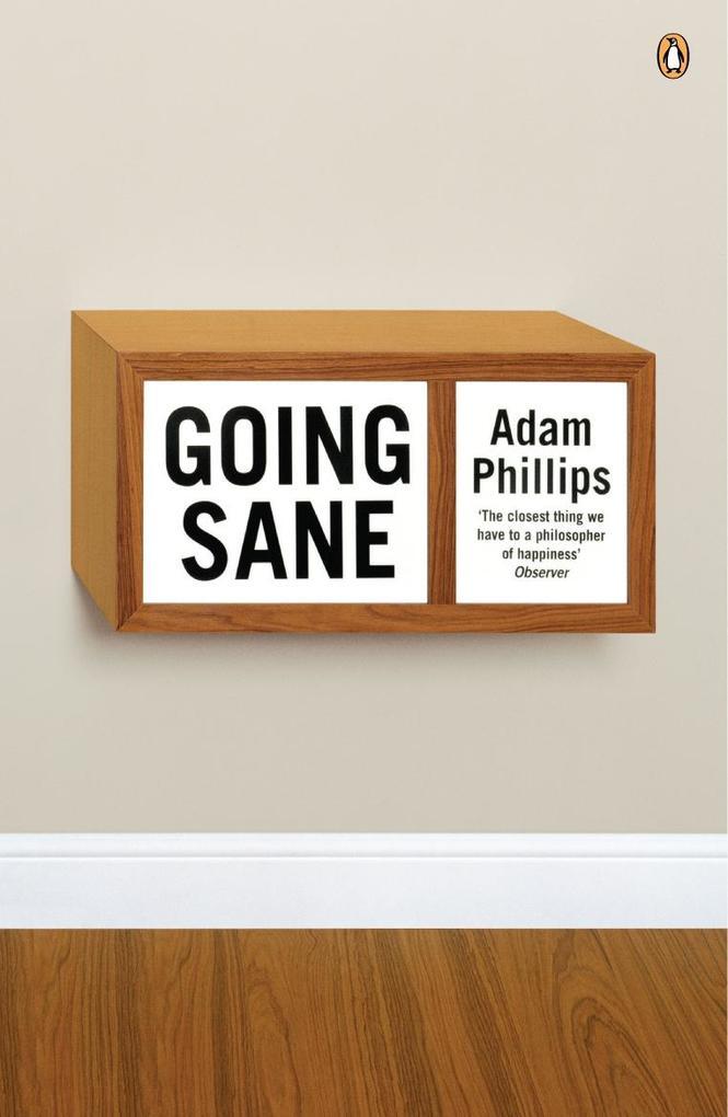 Going Sane als Buch