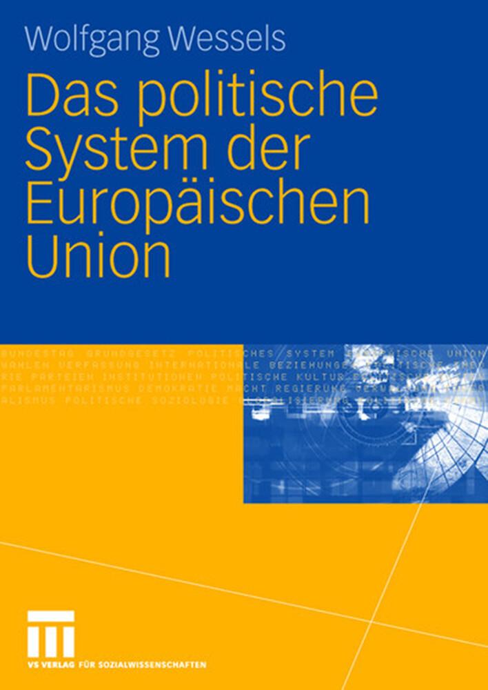 Das politische System der Europäischen Union als Buch