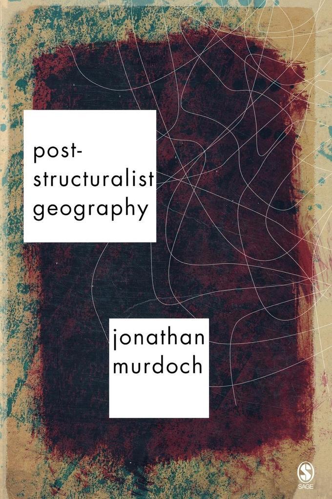 Post-Structuralist Geography als Buch